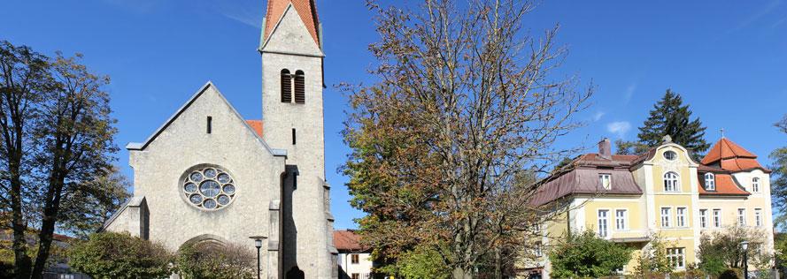 Kirchengemeinde Traunstein